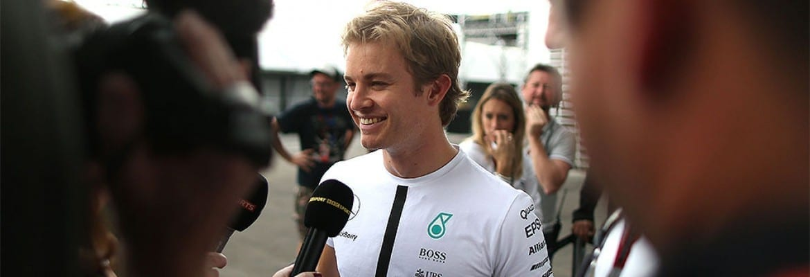 Nico Rosberg (Mercedes) - GP do México