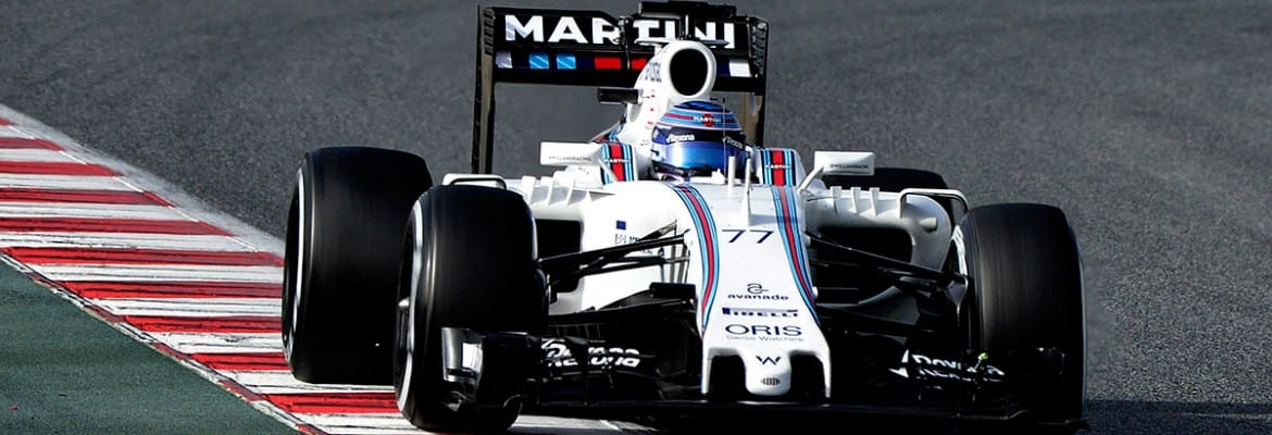 Valtteri Bottas (Williams) - Testes Barcelona