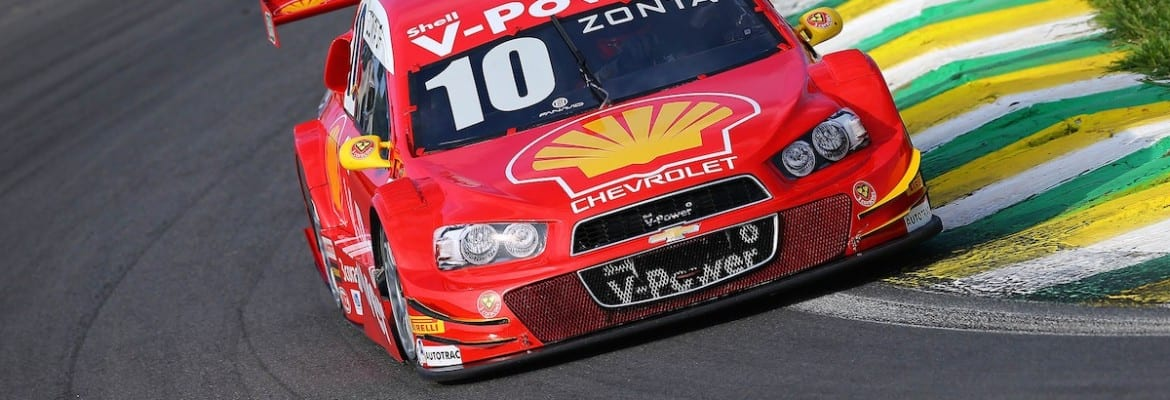 Ricardo Zonta (Shell Racing) - Interlagos
