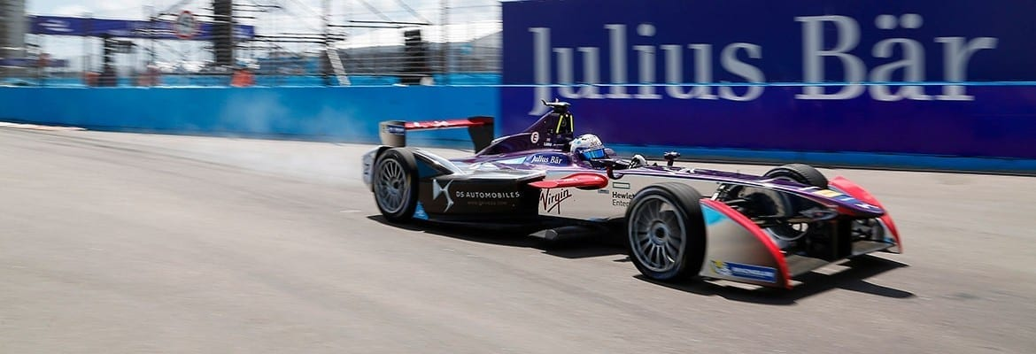 Sam Bird (DS Virgin) - ePrix de Punta Del Este