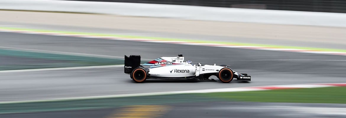 Felipe Massa (Williams) - Testes Barcelona