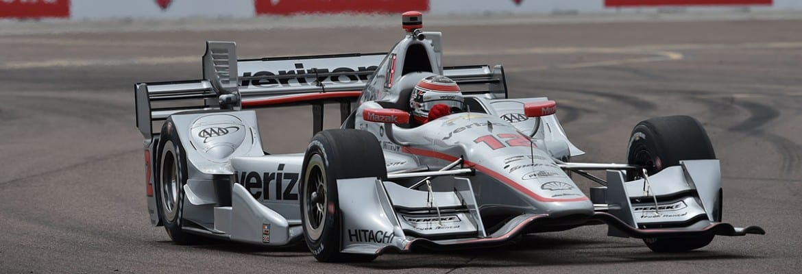 Will Power (Penske) - St. Petersburg