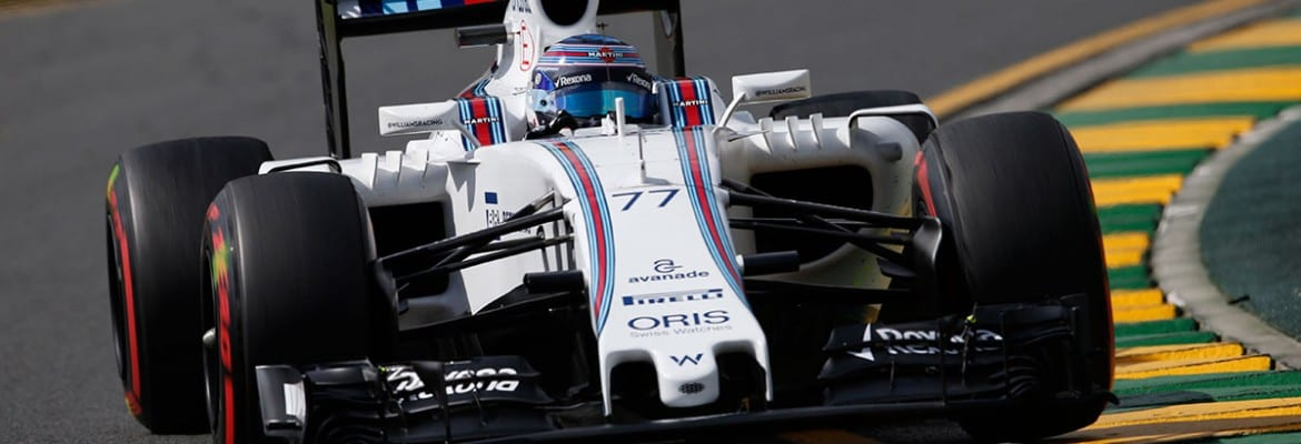 Valtteri Bottas (Williams) - GP da Austrália