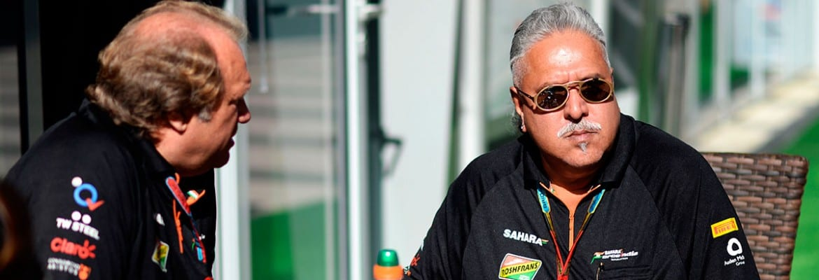 Vijay Mallya - Force India