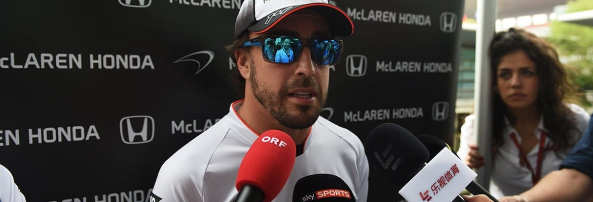 Fernando Alonso (McLaren) - GP da China