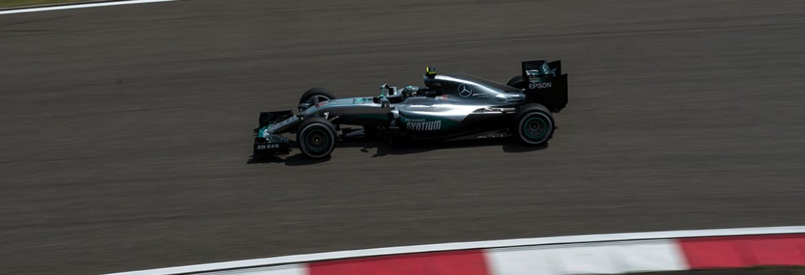 Nico Rosberg (Mercedes) - GP da China