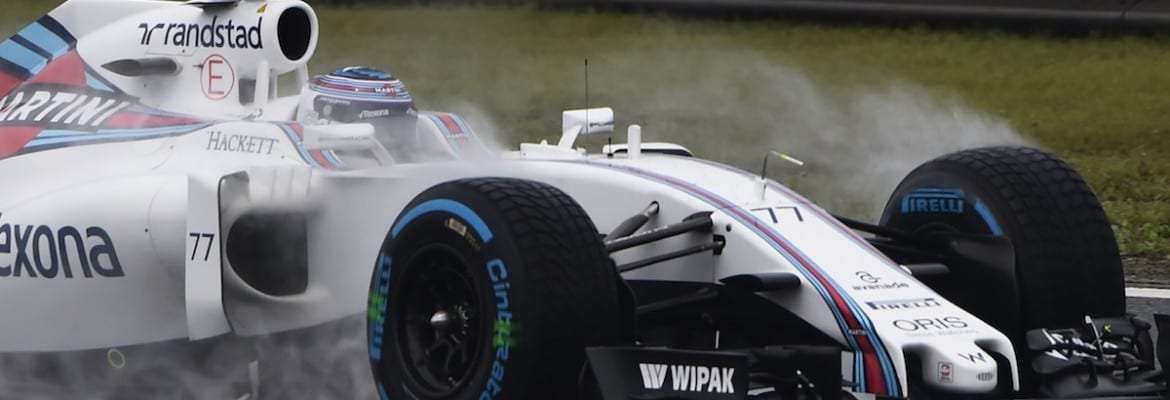 Valtteri Bottas (Williams) - GP da China