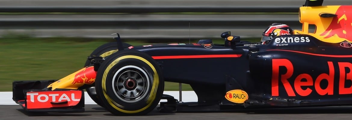 Daniil Kvyat (Red Bull) - GP da China
