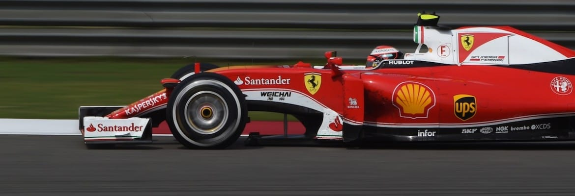 Kimi Raikkonen (Ferrari) - GP da China
