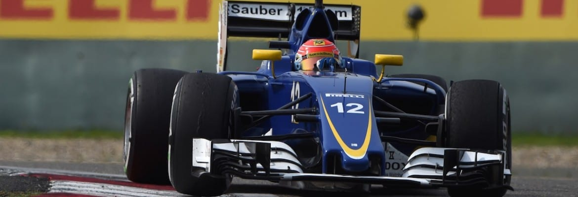 Felipe Nasr (Sauber) - GP da China