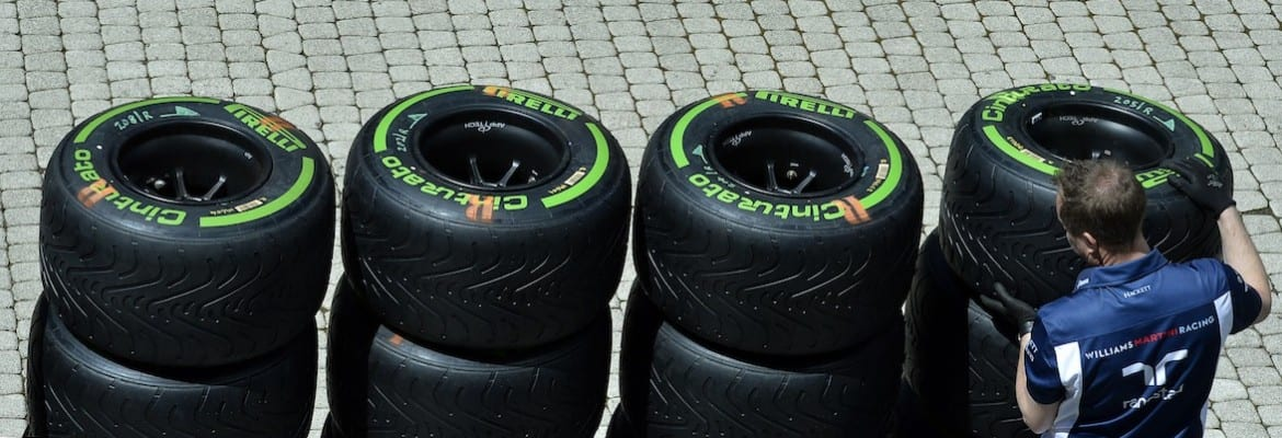 Pneus Pirelli (Williams) - GP da China