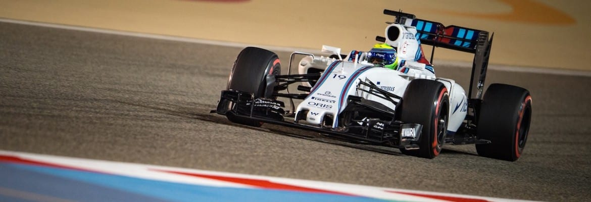 Felipe Massa (Williams) - GP do Bahrain