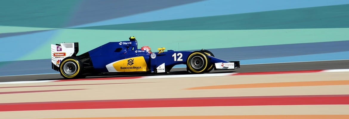 Felipe Nasr (Sauber) - GP do Bahrain