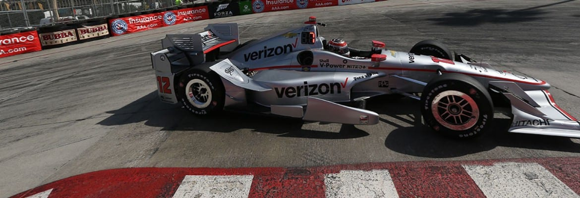 Will Power (Penske) - Long Beach