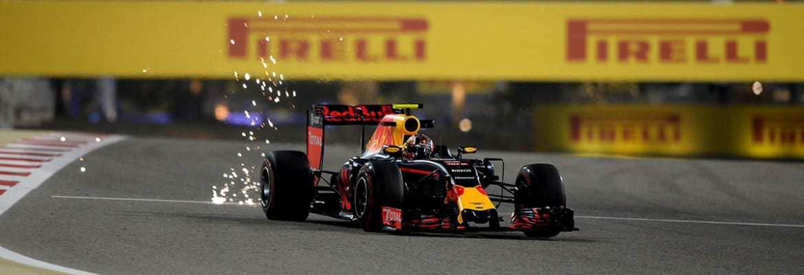 Daniil Kvyat (Red Bull) - GP do Bahrain