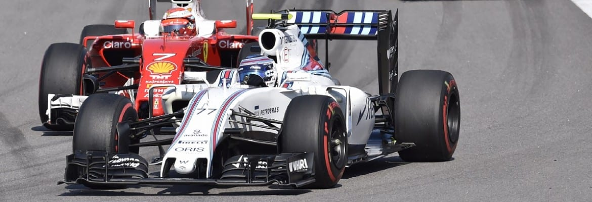 Valtteri Bottas (Williams) - GP da Rússia
