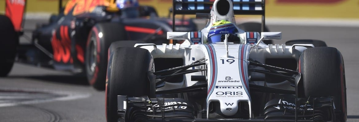 Felipe Massa (Williams) - GP da Rússia