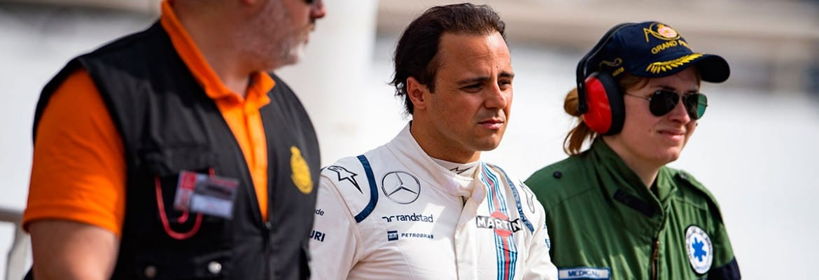 Felipe Massa (Williams) - GP de Mônaco