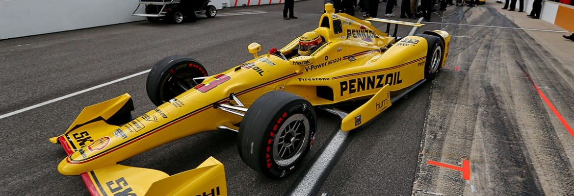 Helio Castroneves (Penske) - Indy 500