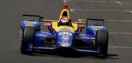 Alexander Rossi (Andretti) - Indy 500