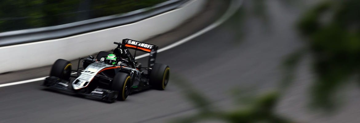 Nico Hulkenberg (Force India) - GP do Canadá