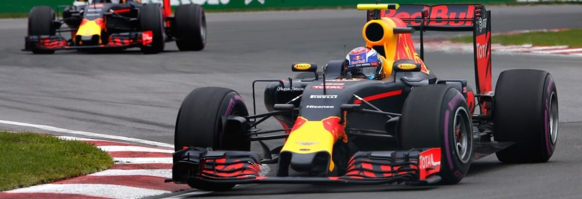 Max Verstappen (Red Bull) - GP do Canadá