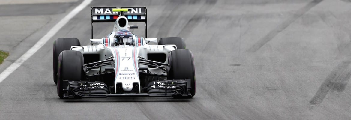 Valtteri Bottas (Williams) - GP do Canadá