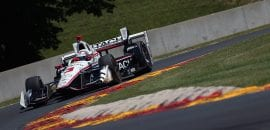 Helio Castroneves (Penske) - Road America