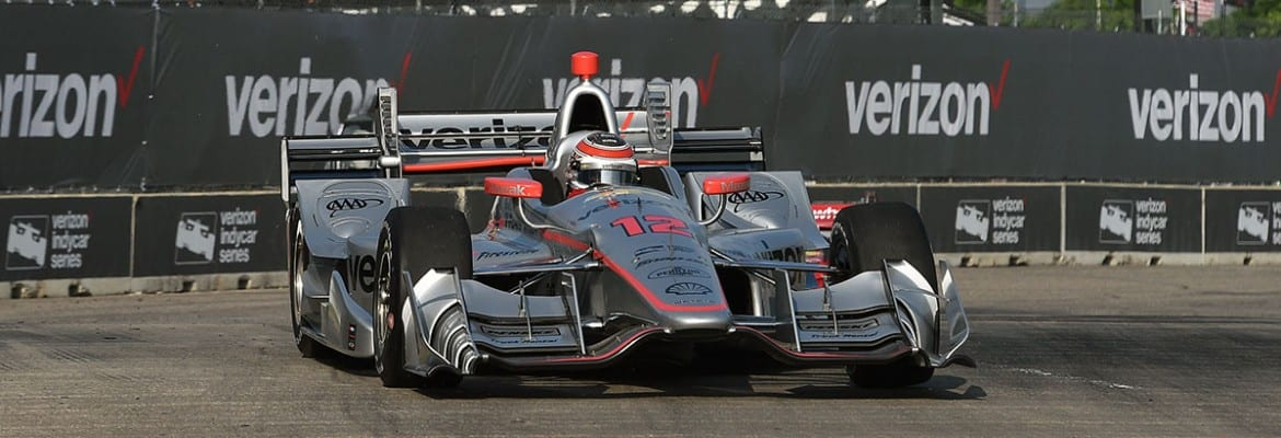 Will Power (Penske) - Detroit