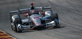 Will Power (Penske) - Road America
