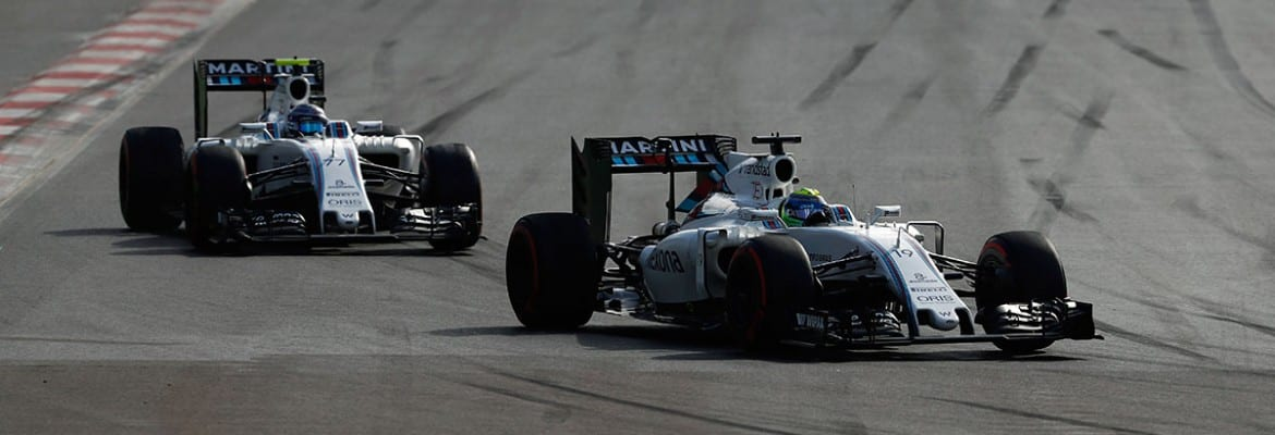 Felipe Massa (Williams) - GP da Europa