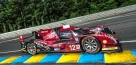 Nelson Piquet Jr. (Rebellion) - Le Mans