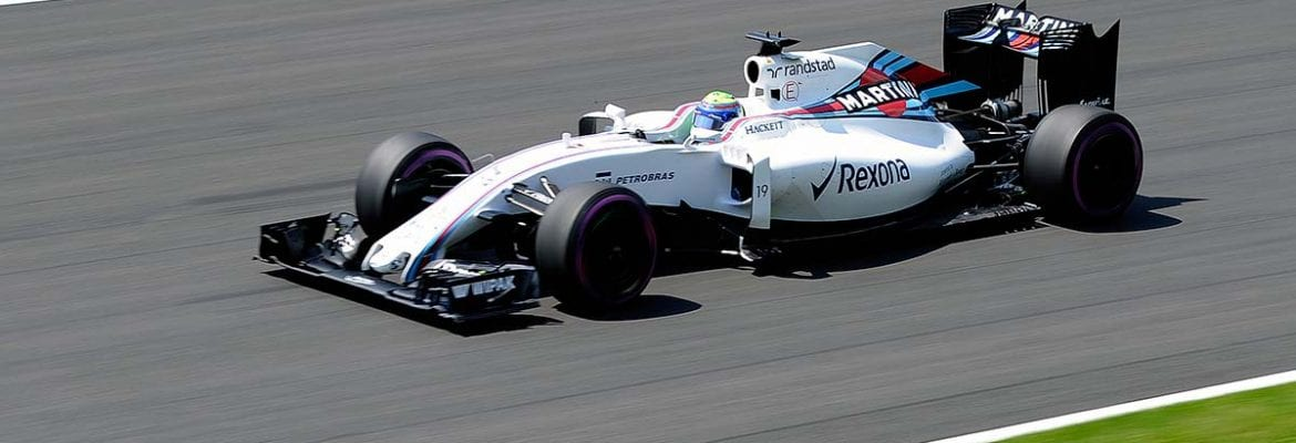 Felipe Massa (Williams) - GP da Áustria