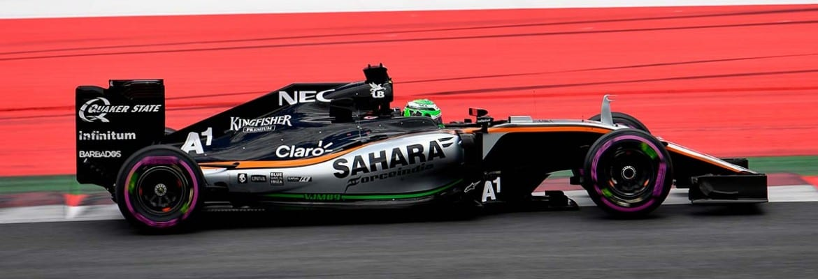 Nico Hulkenberg (Force India) - GP da Áustria