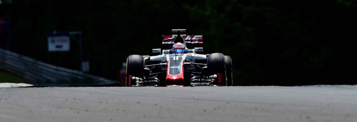 Romain Grosjean (Haas) - GP da Hungria
