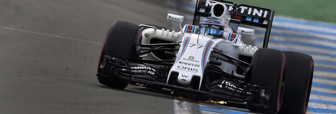 Valtteri Bottas (Williams) - GP da Alemanha