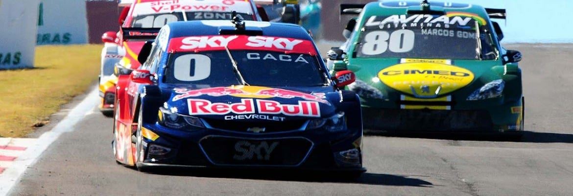 Caca Bueno (Red Bull) - Cascavel