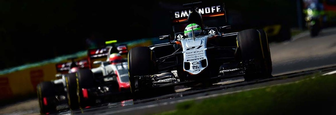Nico Hulkenberg (Force India) - GP da Hungria