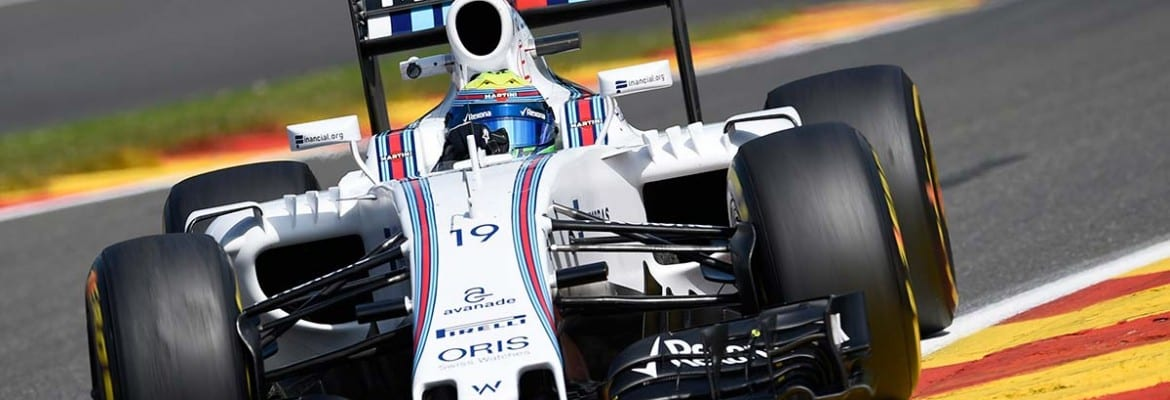 Felipe Massa (Williams) - GP da Bélgica