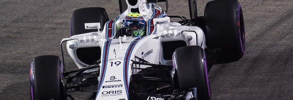 Felipe Massa (Williams) - GP de Cingapura