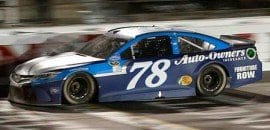 Martin Truex Jr. (Toyota) - Darlington