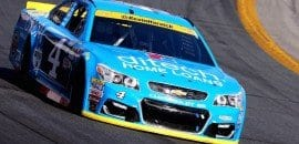 Kevin Harvick (Chevrolet) - New Hampshire