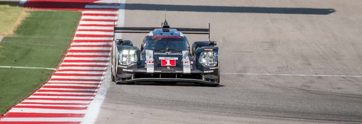Timo Bernhard, Mark Webber e Brendon Hartley (Porsche) - Texas
