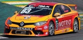 Gabriel Casagrande (C2 Team/Renault Fluence) - Interlagos