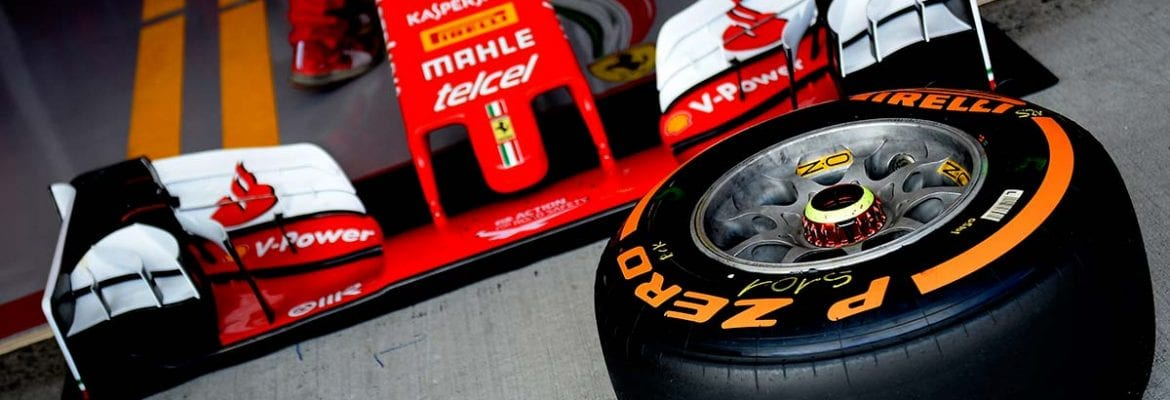 Pirelli / Ferrari - GP do Japão