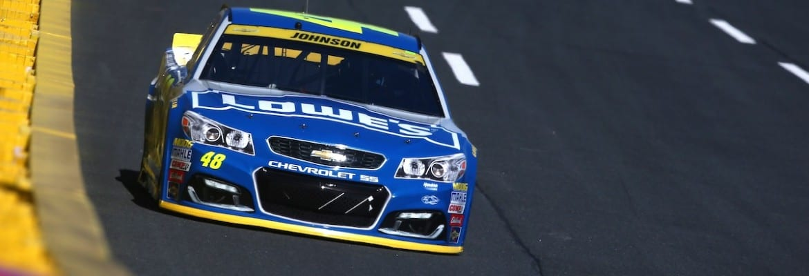 Jimmie Johnson (Chevrolet) - Charlotte
