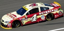 Kevin Harvick (Chevrolet) - Kansas