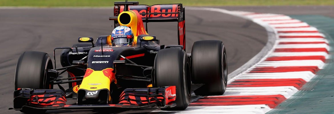 Daniel Ricciardo (Red Bull) - GP do México