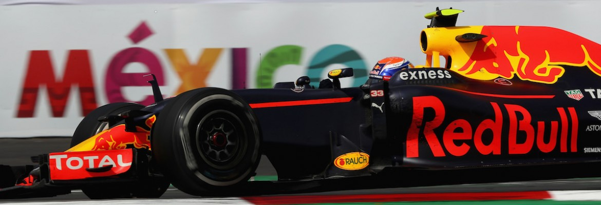 Max Verstappen (Red Bull) - GP do México