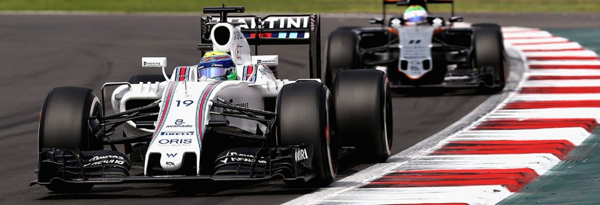 Felipe Massa (Williams) - GP do México